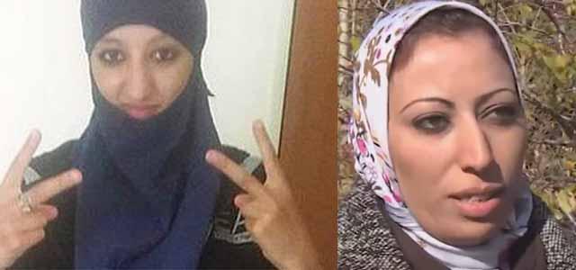 Sie lebt noch und ist keine Terroristin? Videobeweis?
